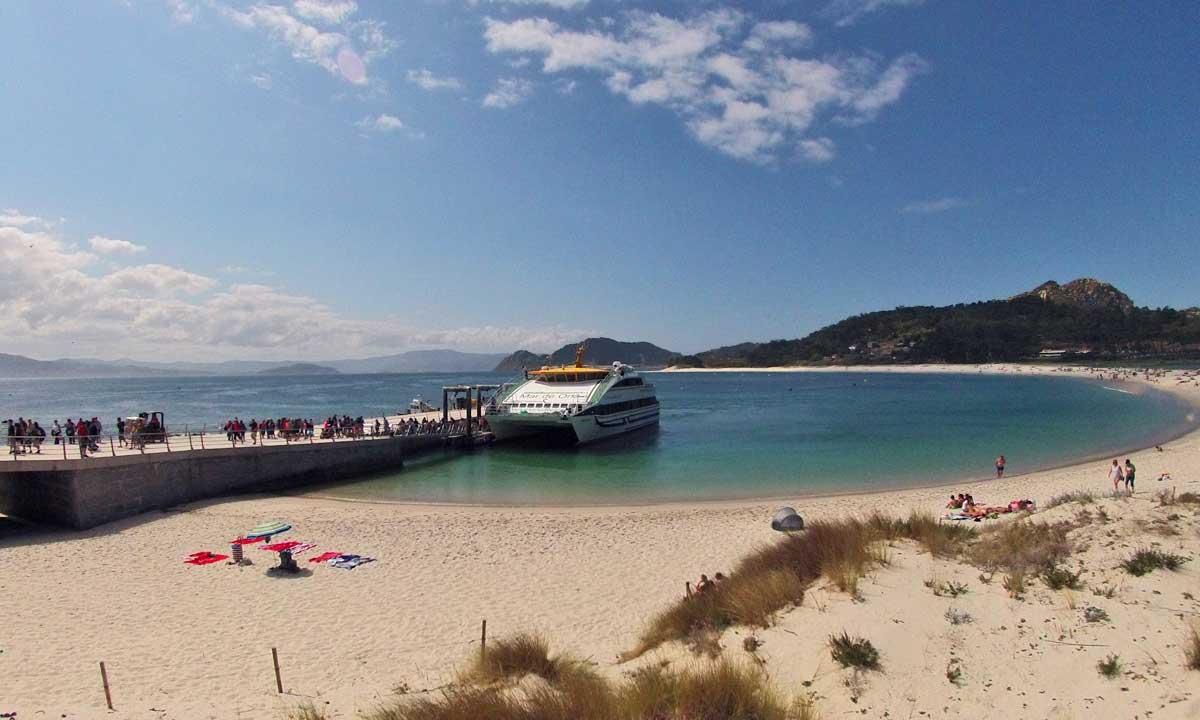Ferry Ilhas Cies