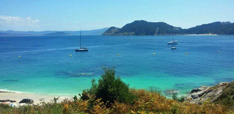 Ilhas Cies, Espanha
