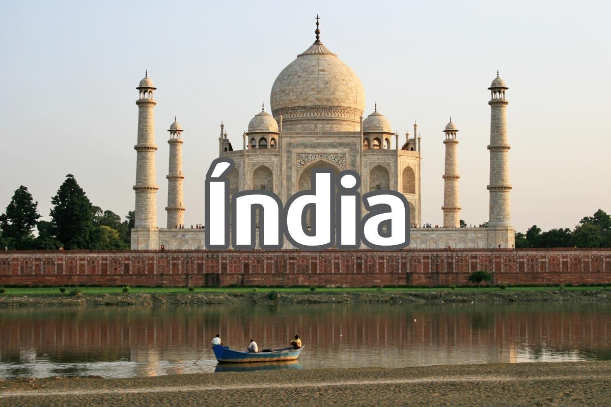 Índia, Blog de viagens