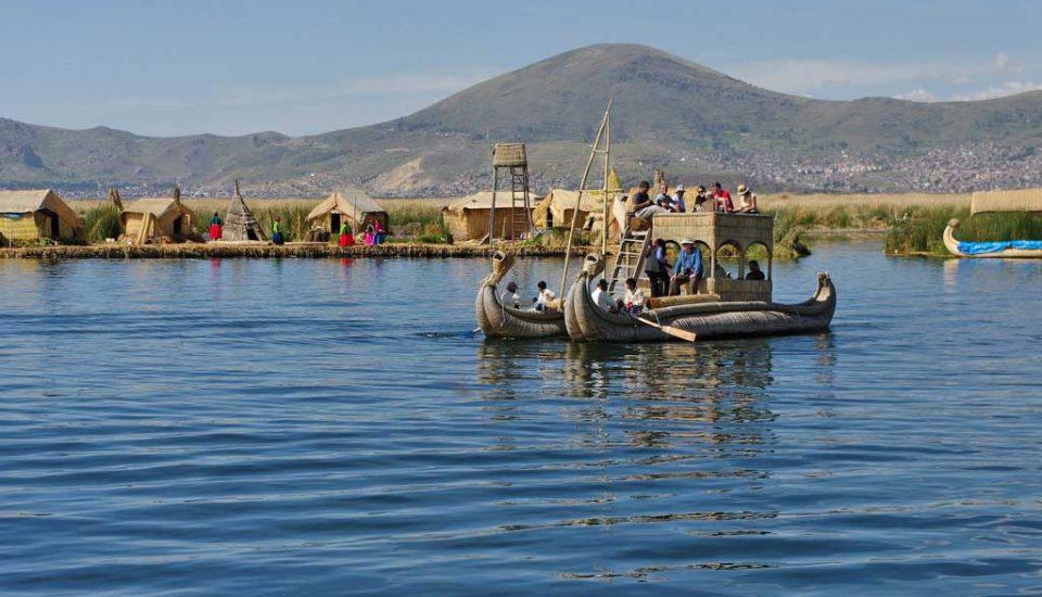 Lago Titicaca, Peru