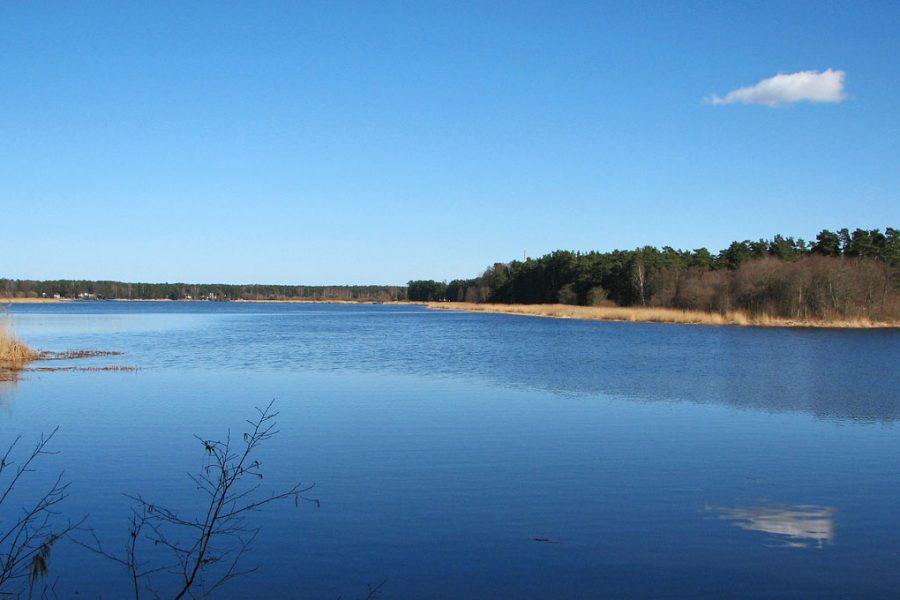 Lago na Letónia