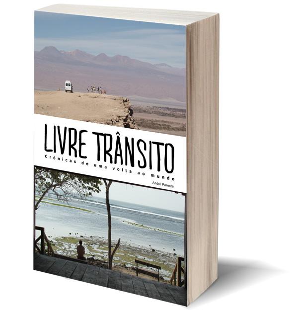 livro livre transito, andre parente