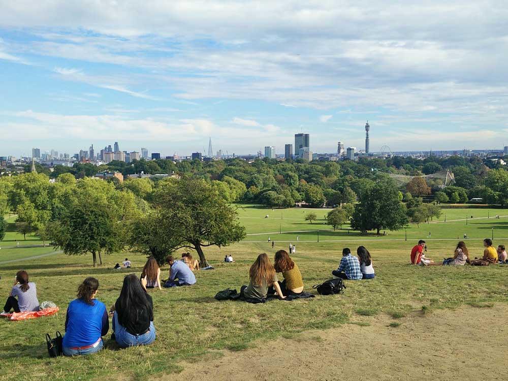 Primrose Hill, Londres