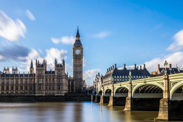 Visitar Londres como um local