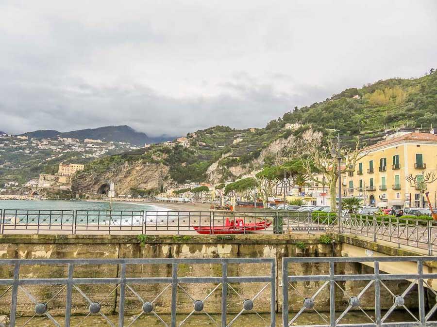Maiori, Cota Amalfi