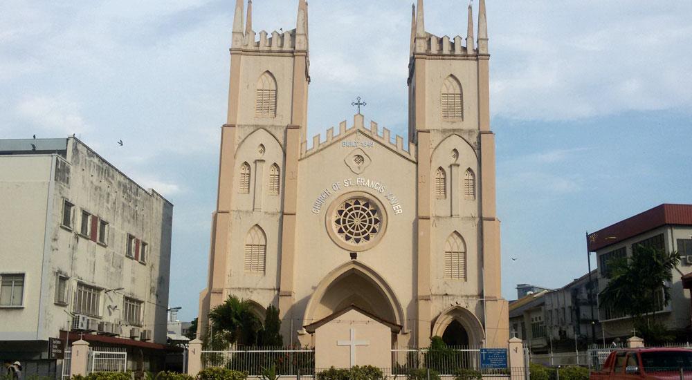 Igreja de São Francisco Xavier, Malaca