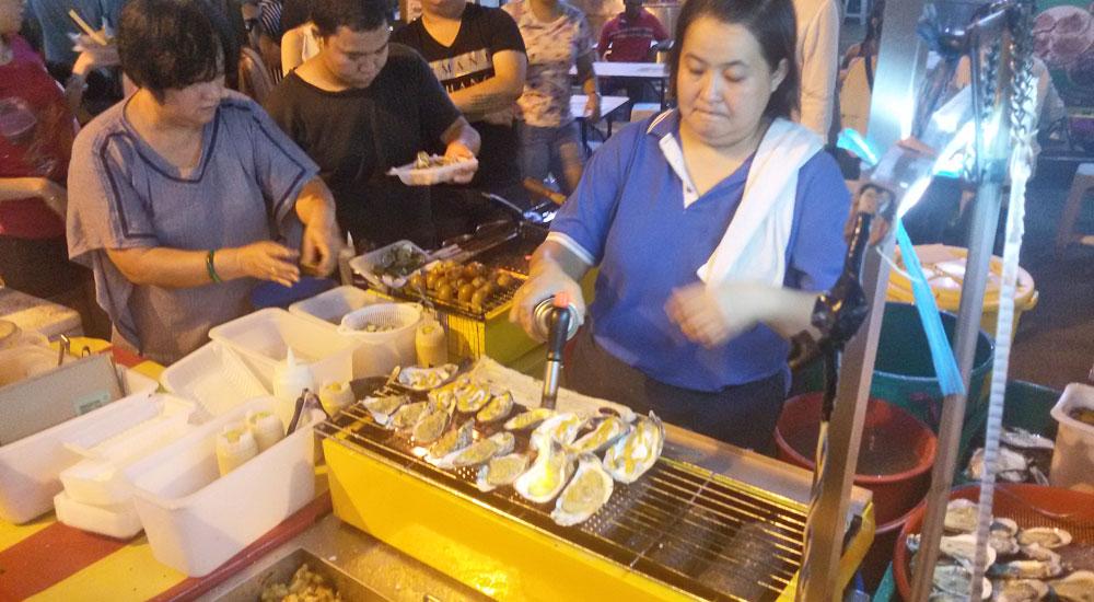 Malaca Night Market Jonker Street