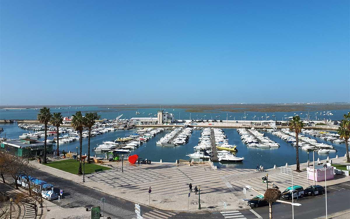 Marina de Faro, Portugal
