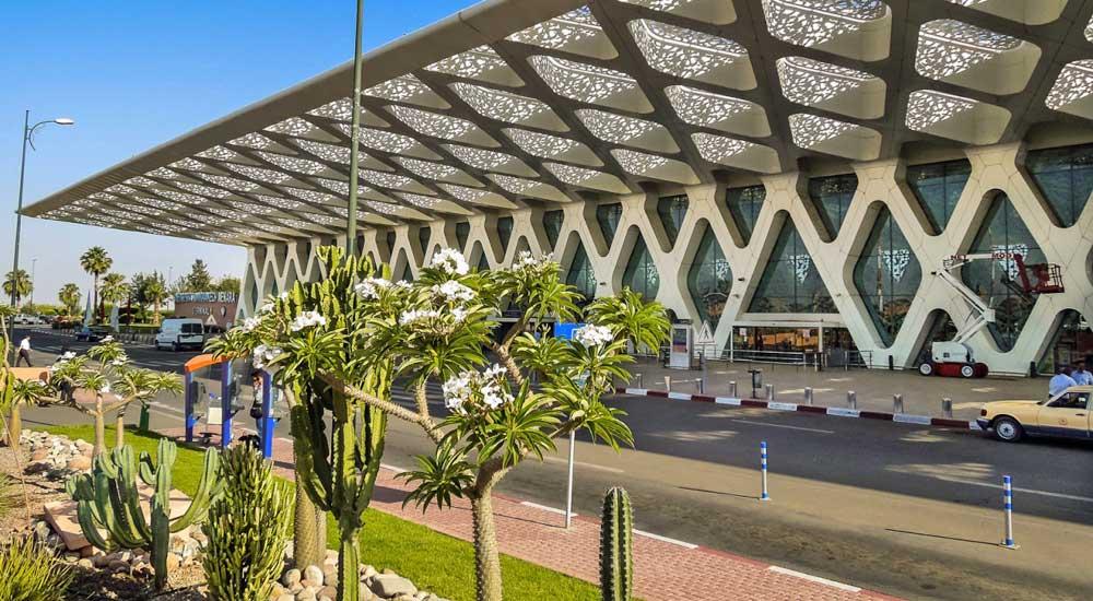 Aeroporto Marrocos Marrakech
