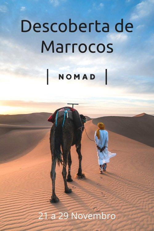 Viagem Marrocos Nomad