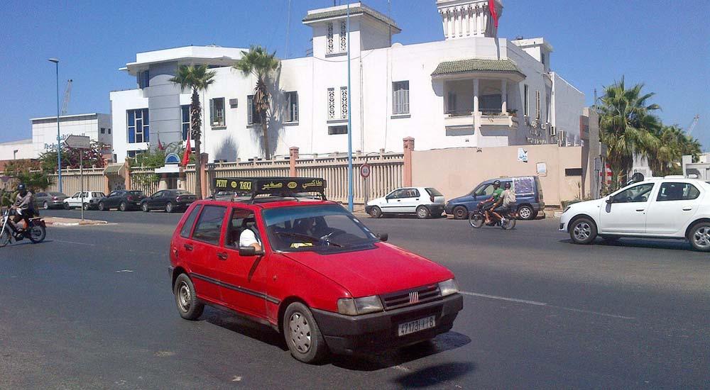 marrocos taxi