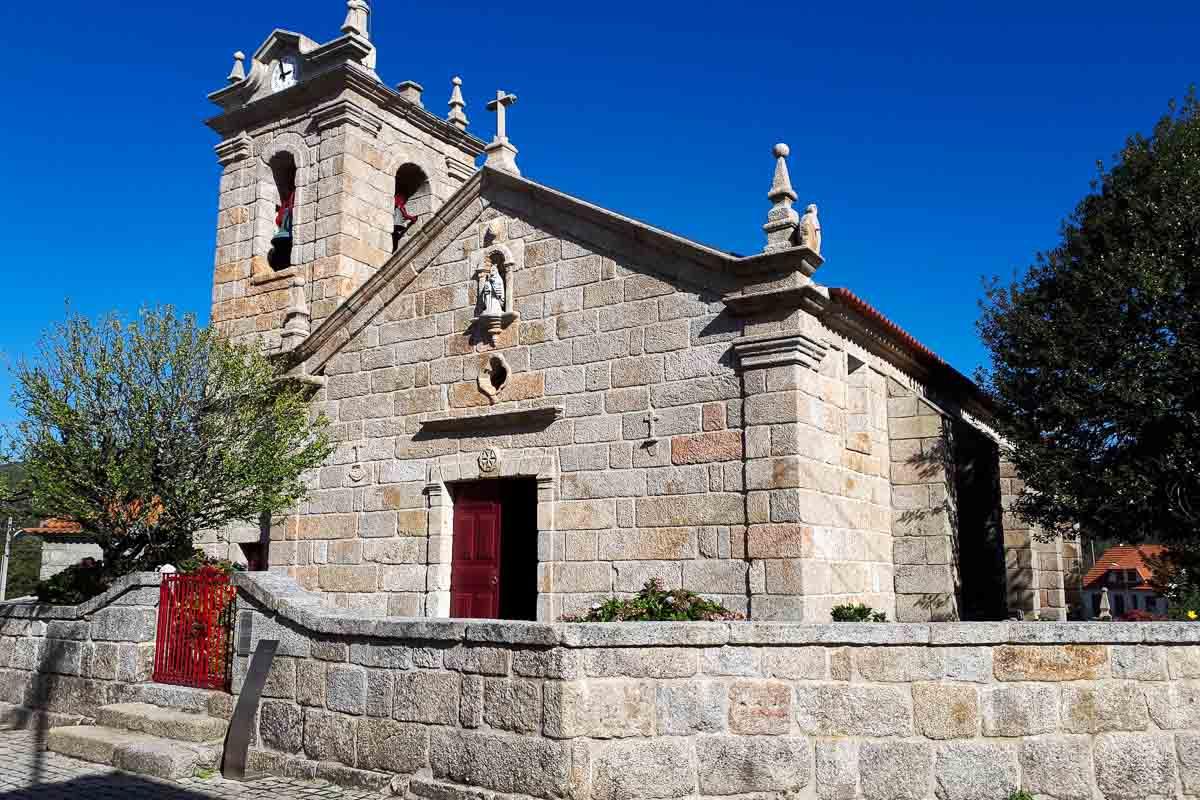 Igreja Matriz, Castro Laboreiro