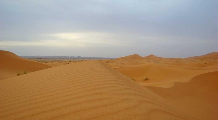Merzouga Erg Chebi, Marrocos