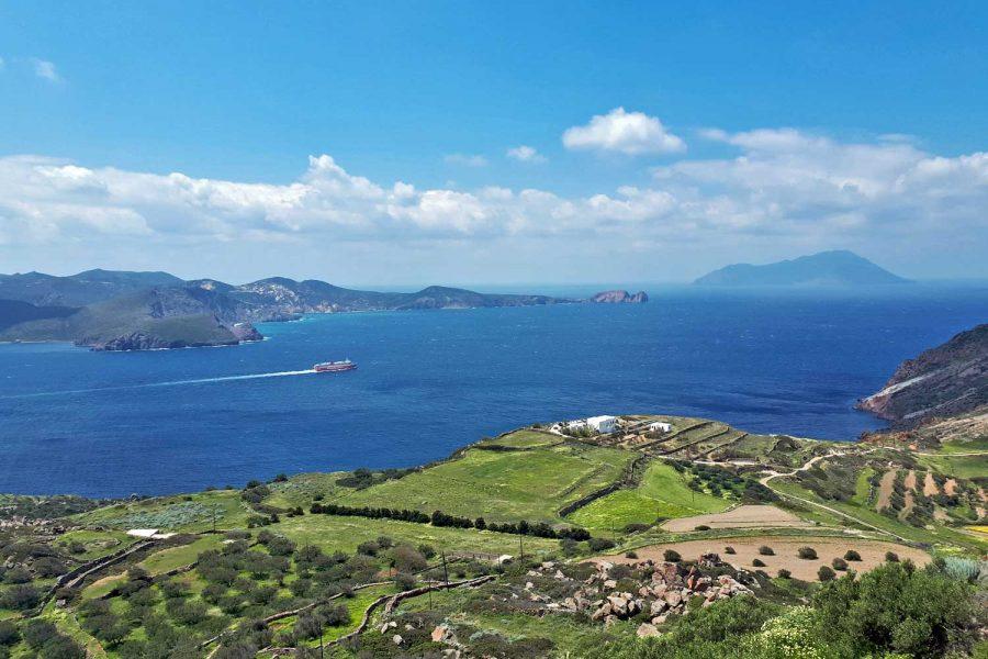 Ilha de Milos, Grécia