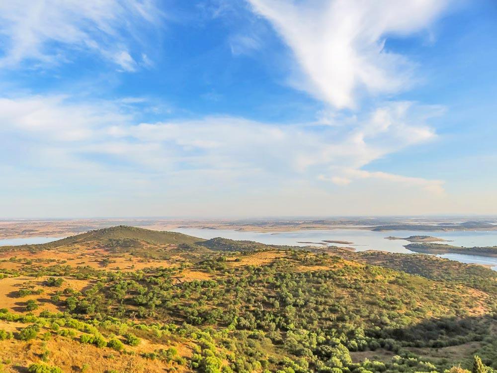 Vista do Alqueva, Monsaraz