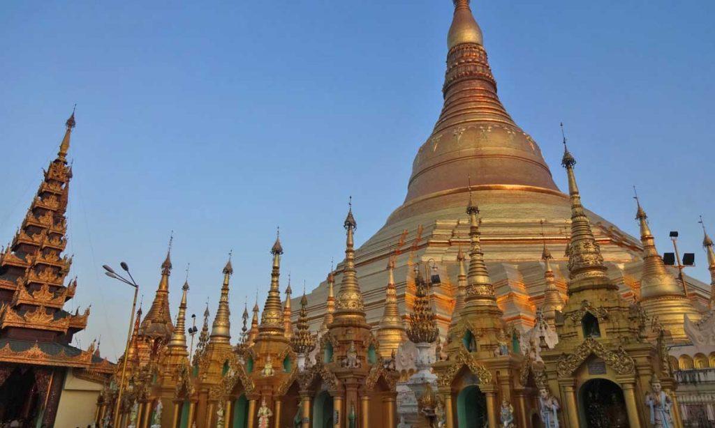Yango, Myanmar