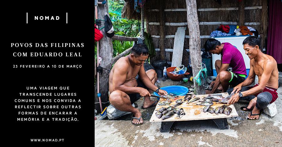 Nomad - Os Povos das Filipinas