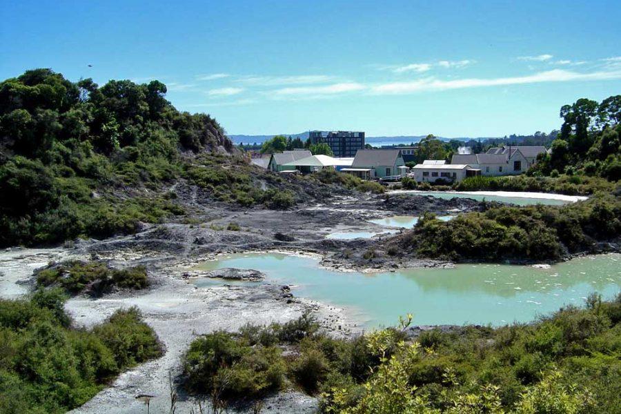 Rotorua, Nova Zelandia