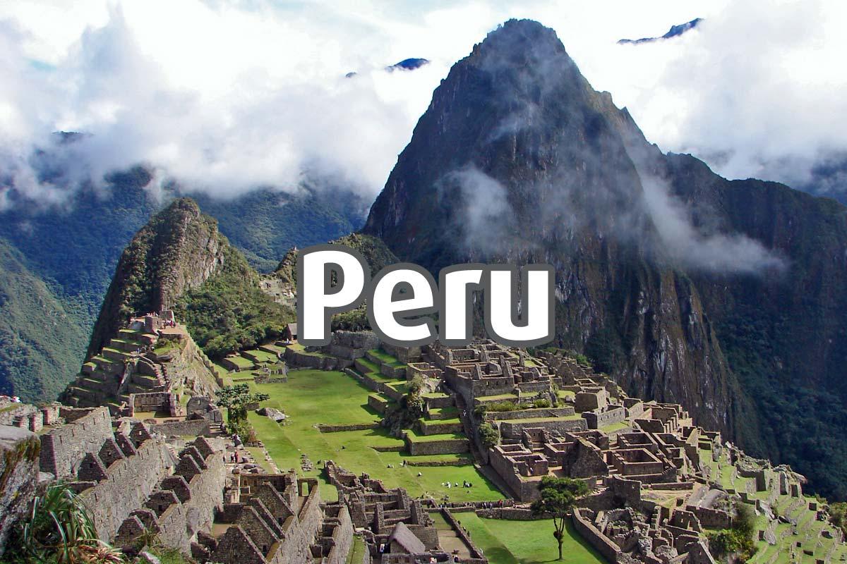 Peru, Blog de viagens