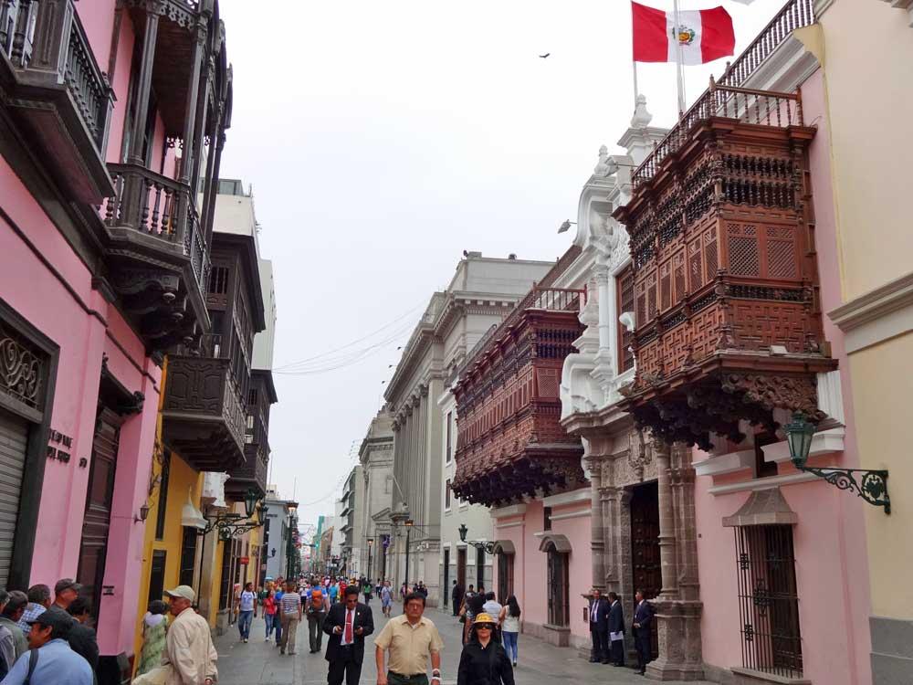 Varandas de Lima, Peru
