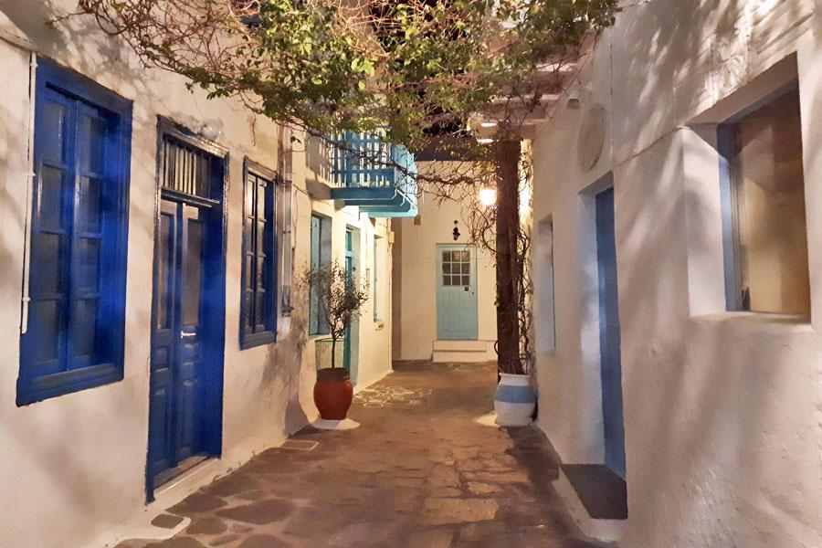 Plaka - Milos, Grécia