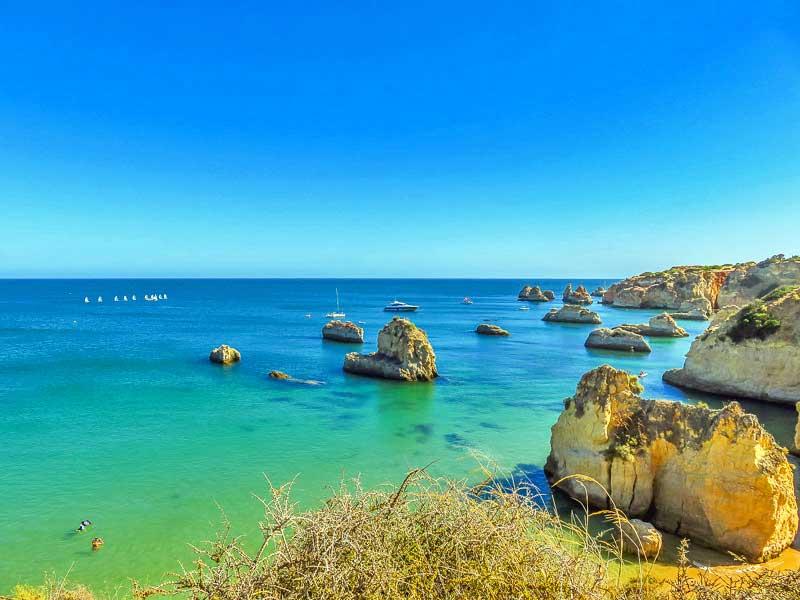 Praia do Alemão, Portimão