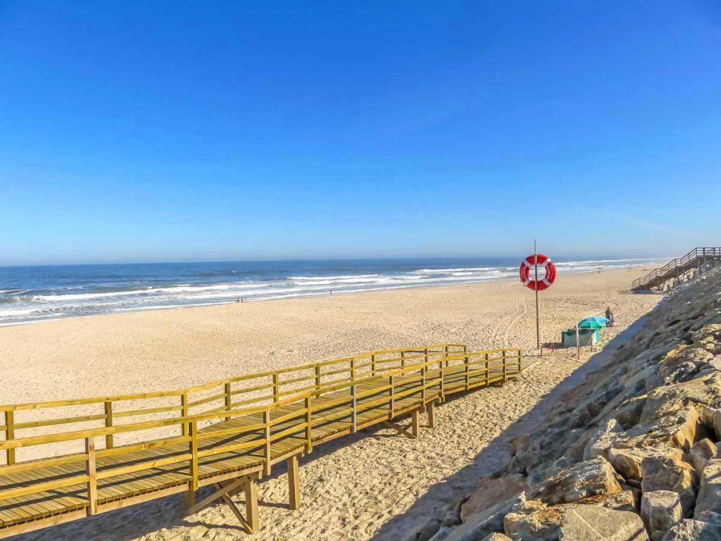 Praia da Vagueira, Ria de Aveiro