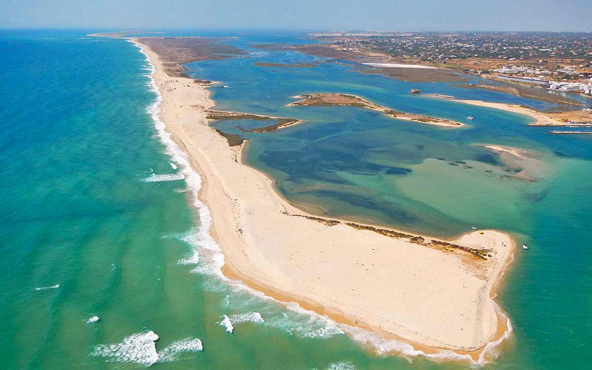 Praias da Ilha Formosa, Faro