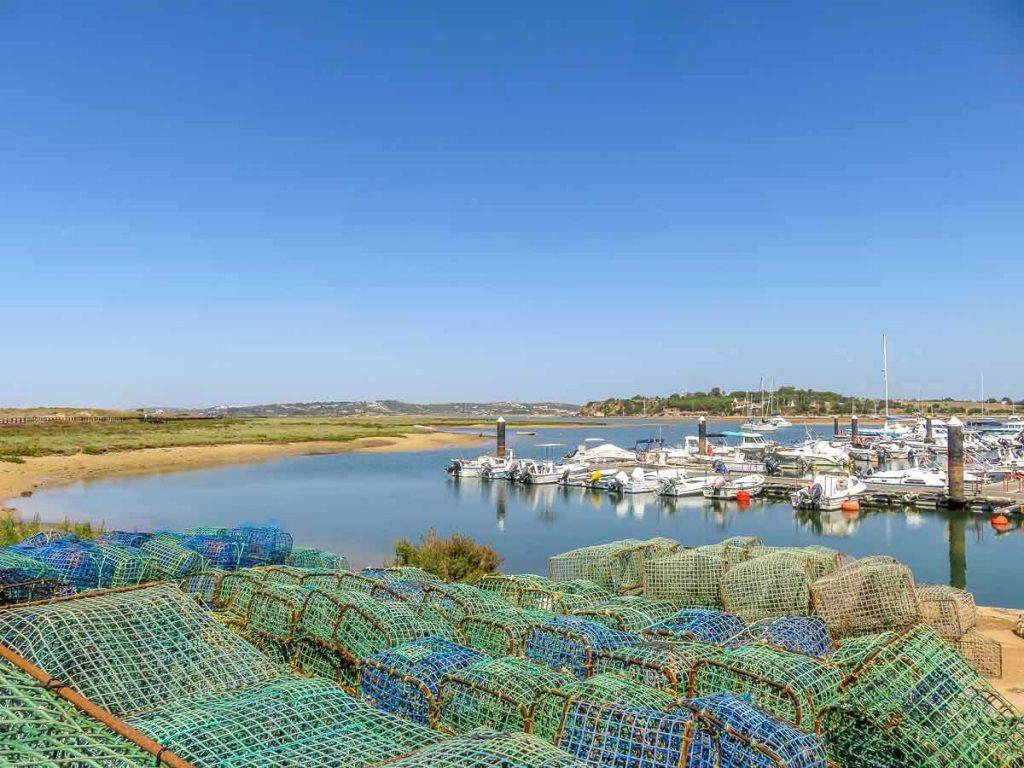 Porto de pesca, Alvor