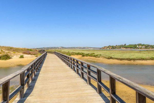Passadiços de Alvor e percurso Ao Sabor da Maré