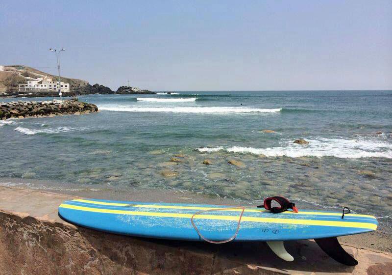 san bartolo lima surf