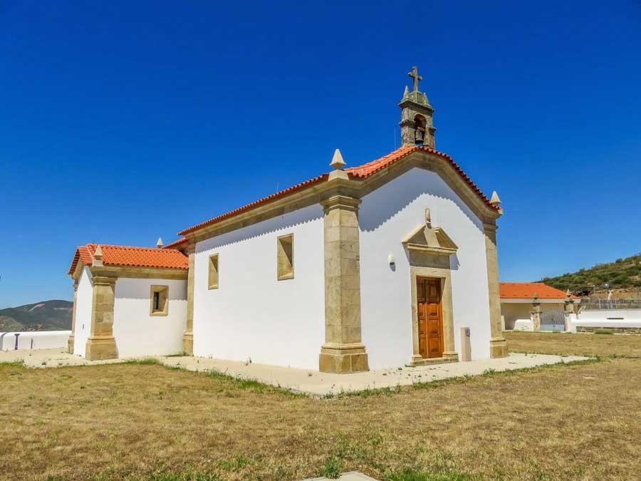 Santuário de Santo Antão da Barca