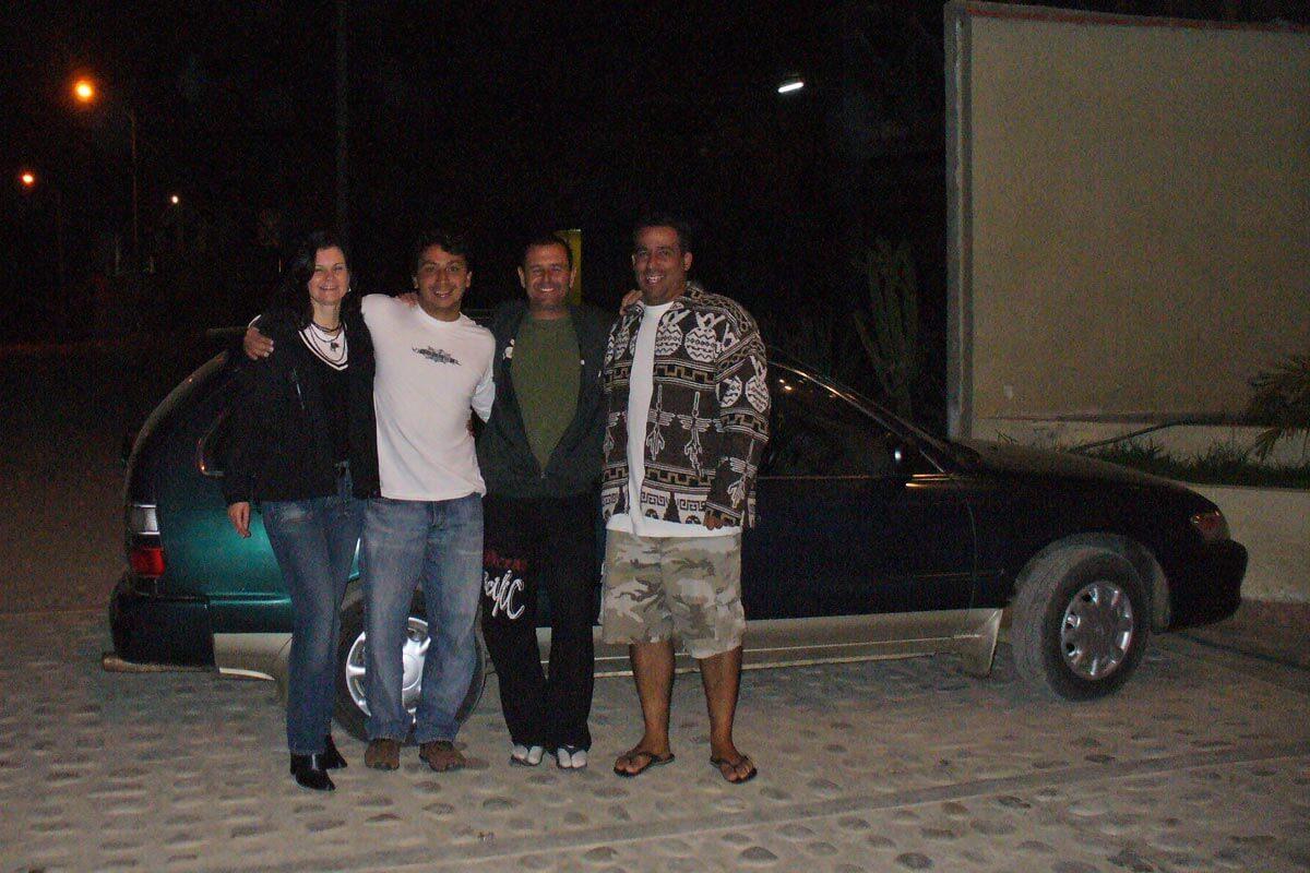 Amigos de São Paulo em Pacasmayo