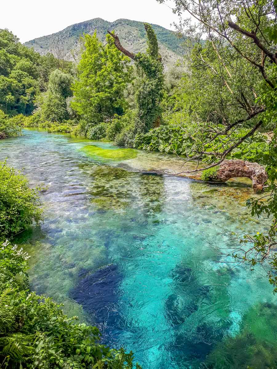 The Blue Eye, Albania