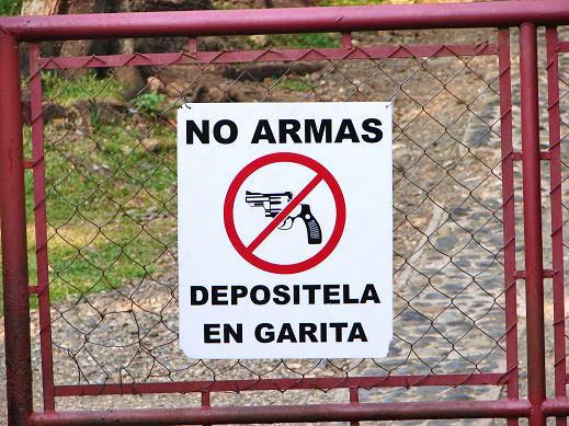 Armas Guatemala
