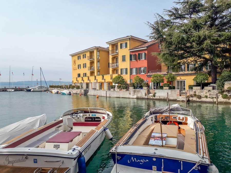 Sirmione - Lago di Garda, Itália