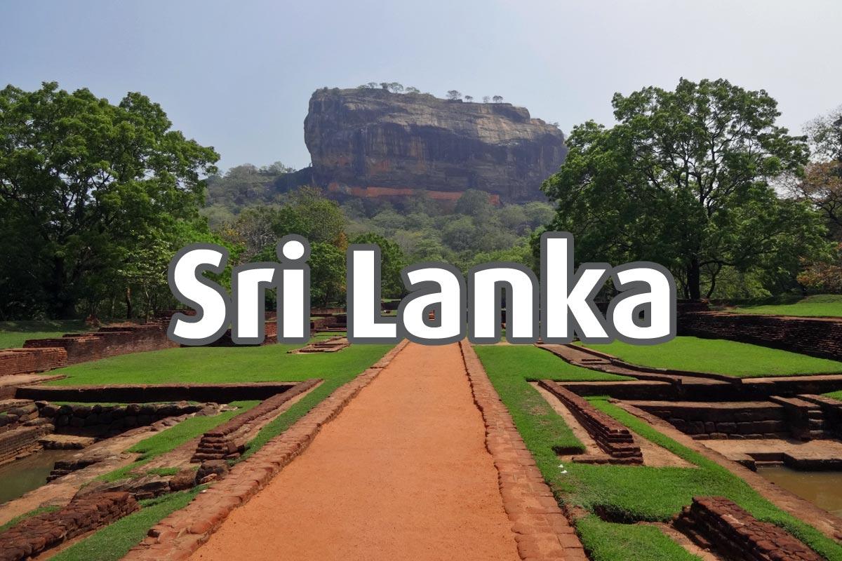 Sri Lanka, Blog de viagens