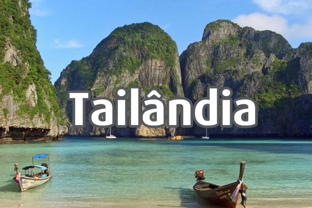 Tailândia, Blog de viagens
