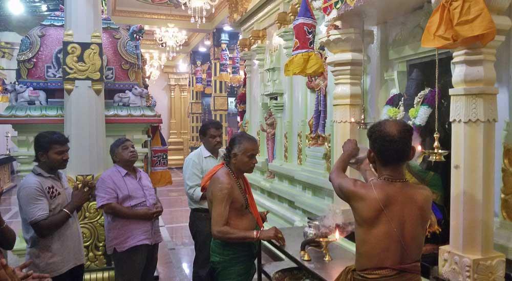 Sri Mahamariamman Temple