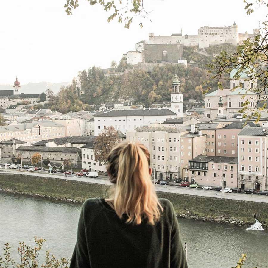 Teresa Rebelo, Salzburgo