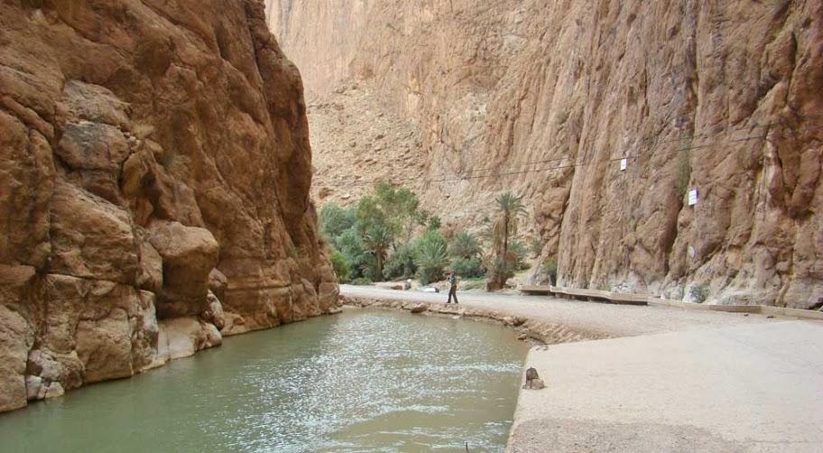 Toudra, Marrocos
