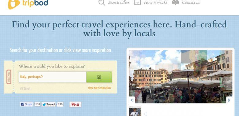 Tripbod website