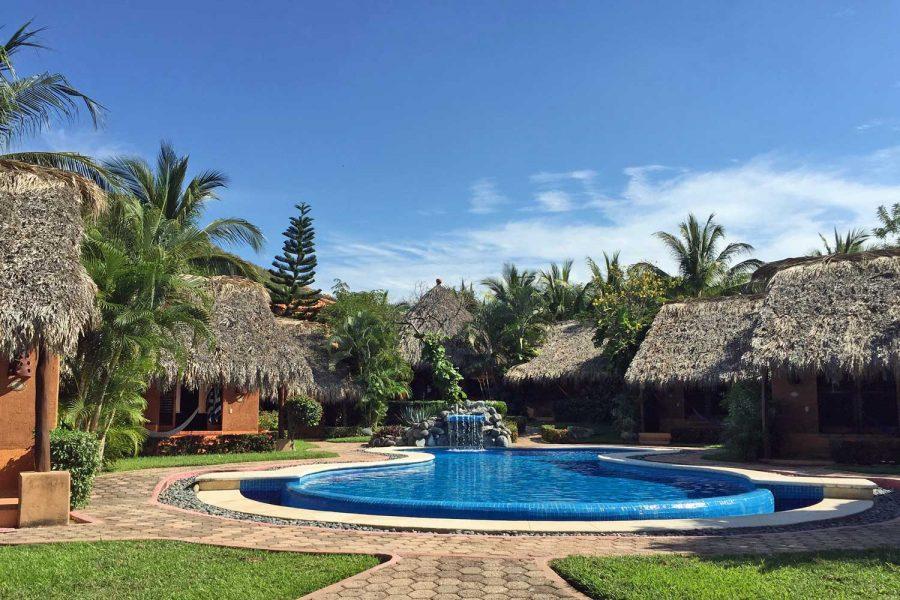 Hotel em Troncones, México
