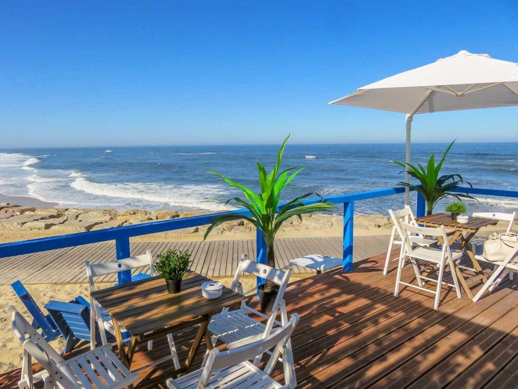 Casablanca Bar, Vagueira