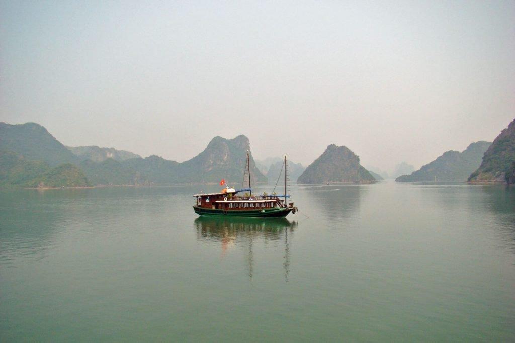 barco no vietnam