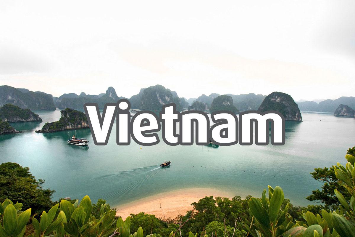 Vietnam, Blog de viagens