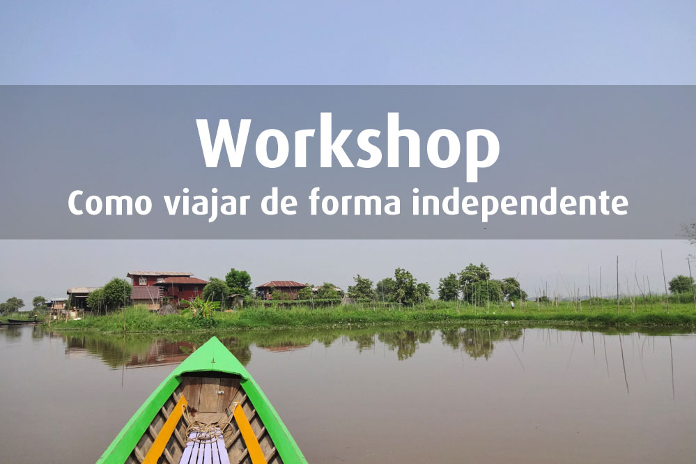 Workshop de viagens