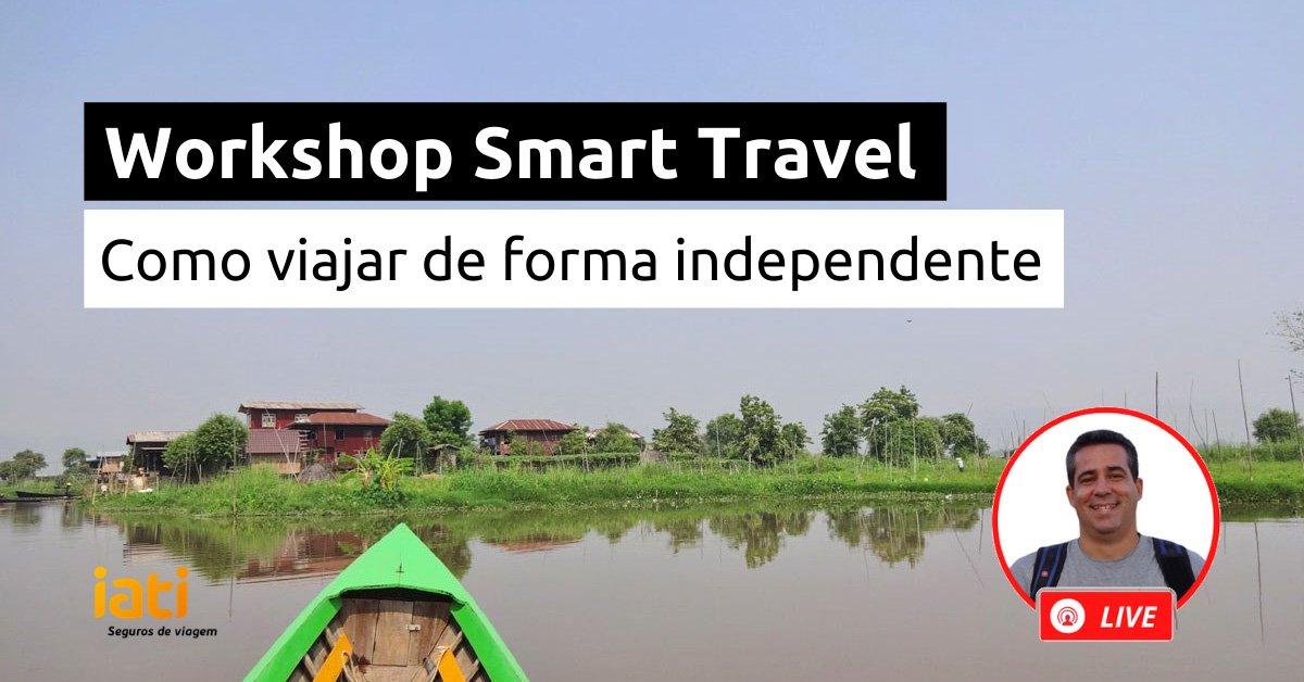 Workshop viajar independente